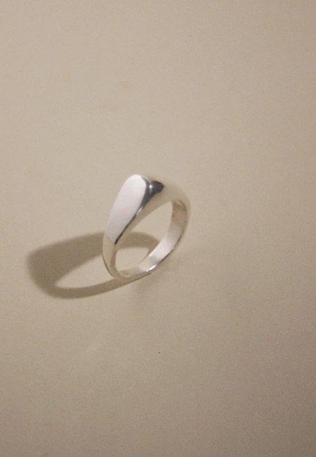 MARS Oro Ring - silver