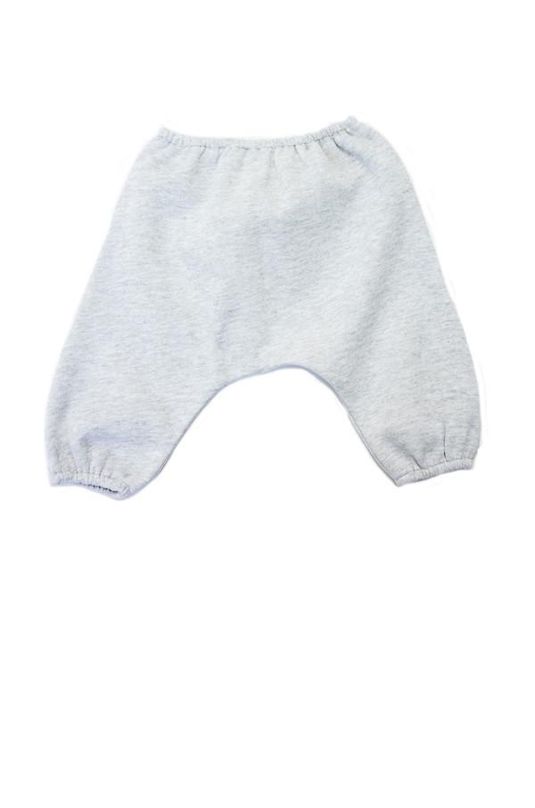 Kid's Boy+GIrl Fleece Baja Harem - Vasity White