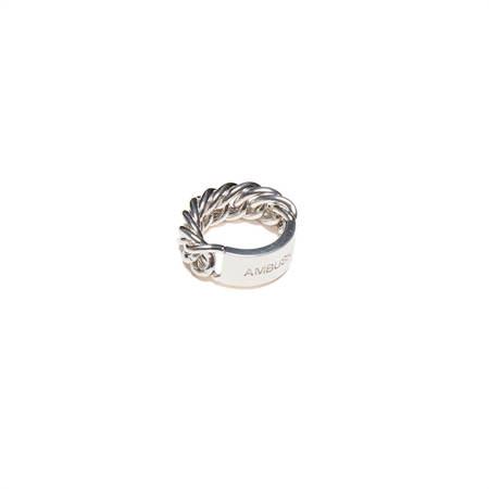 AMBUSH Chain ring - Silver