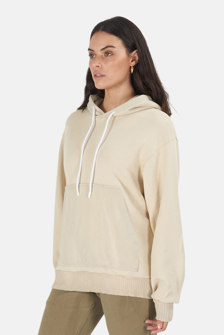 Cotton Citizen Brooklyn Oversized Hoodie Sweater - Oatmeal Mix