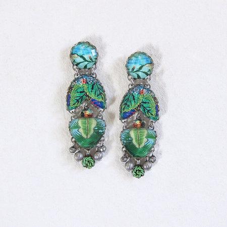 Ayala Bar Sweet Leaf Earrings