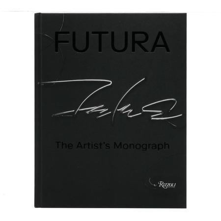 """Rizzoli New York """"Futura: The Artist's Monograph"""" Book"""