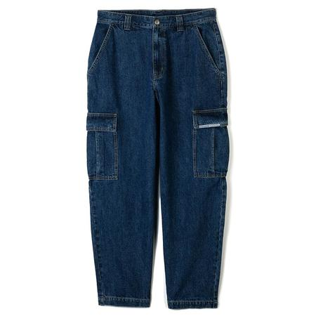 thisisneverthat Denim Cargo Pant - Blue