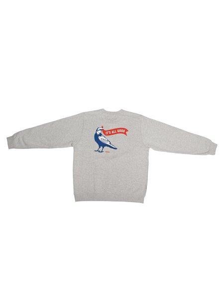 Wemoto Raven Crew Sweatshirts - Heather