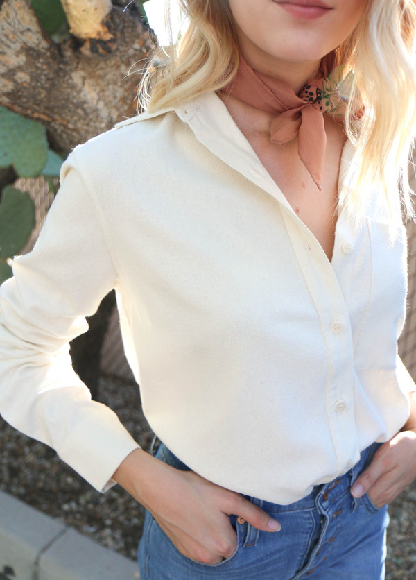 Ozma Agnes Button-Up