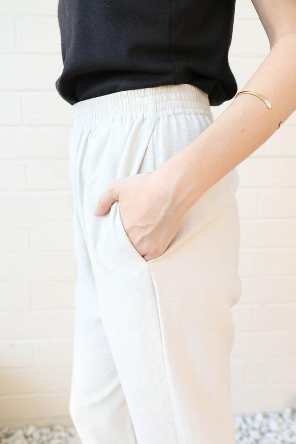 Bone High Waisted Trousers