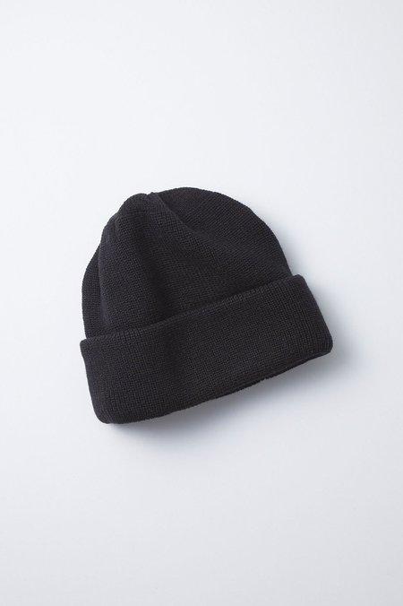 Rototo Bulky Watch Cap - Black