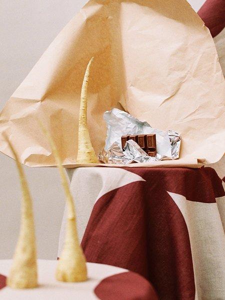 Mosey Me Pebble Napkin Set - Wine