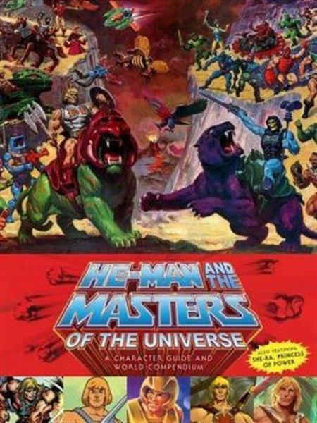 """Rizzoli New York """"MASTERS OF THE UNIVERSE"""" by Robb Pearlman book"""