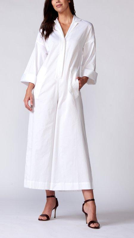 Mara Hoffman Zayn Jumpsuit - White