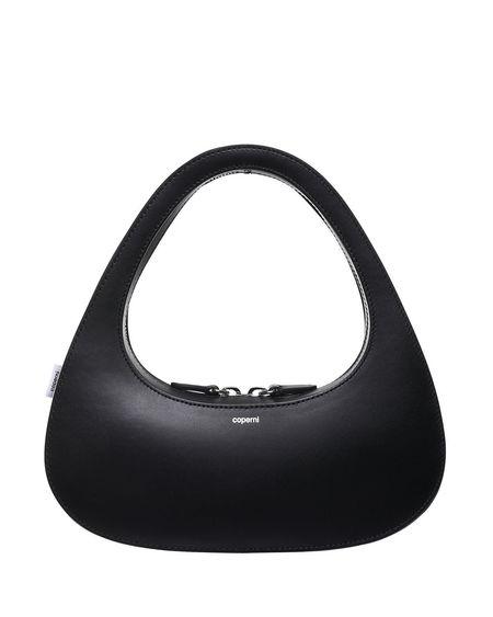 Coperni Baguette Swipe Bag - Black