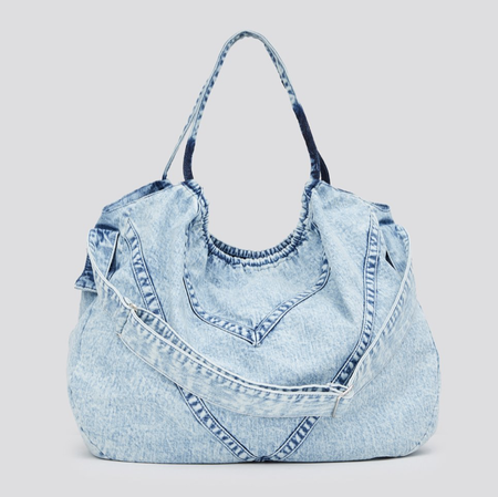 Rachel Comey Blini Bag - Acid Washed Sky