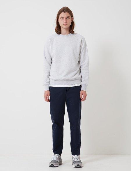 Bhode Besuto Raglan Sweatshirt - Grey Marl