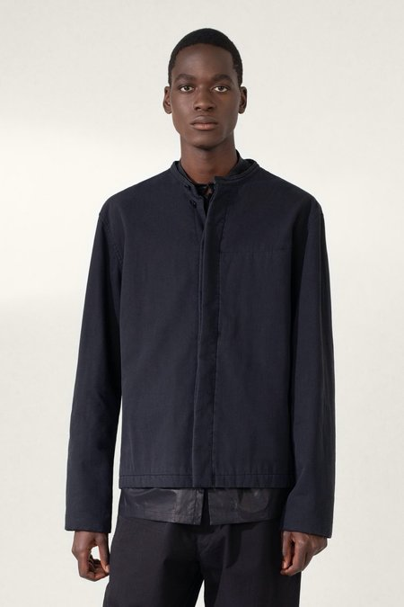 Lemaire Wadded Blouson - Anthracite