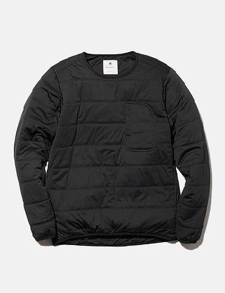 Snow Peak Flexible Insulated Pullover - Black