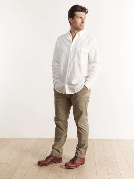 CLOSED Relaxed Button Down - IVORY