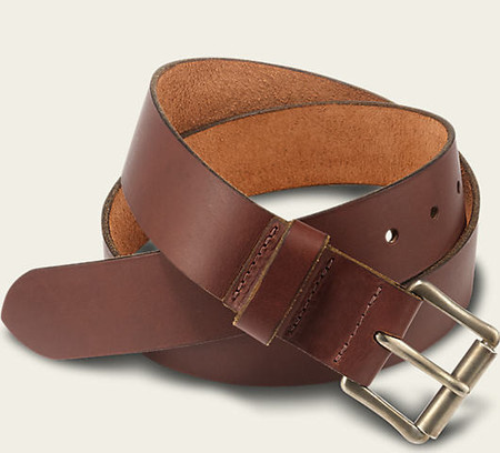 Red Wing Shoes Oro Pioneer Leather Belt