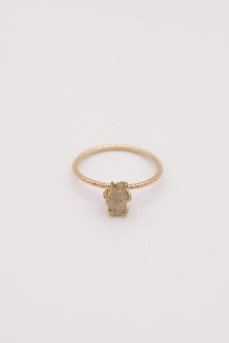 Jess Meany Stone 10 Ring - 14k gold-filled