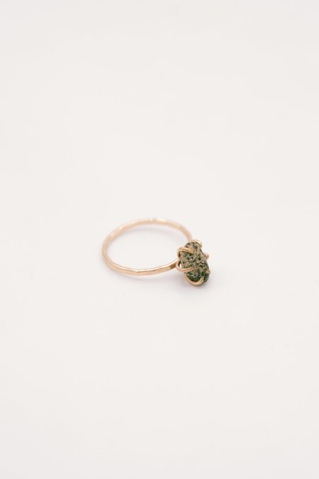 Jess Meany Stone 5 Ring - 14k gold-filled
