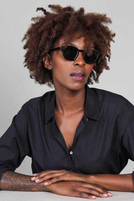 Lowercase  Basil Sunglasses - Black