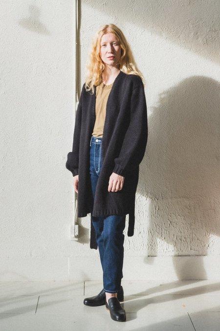 Shaina Mote Mies Coat - Onyx