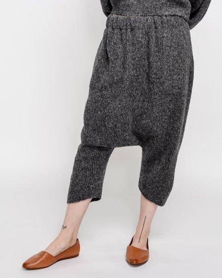 Atelier Delphine Kiko Knit Pants - Charcoal