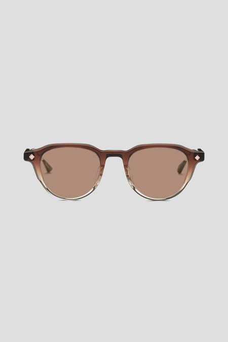 Lunetterie Générale Enfant Terrible Sunglasses - Brown/Champagne