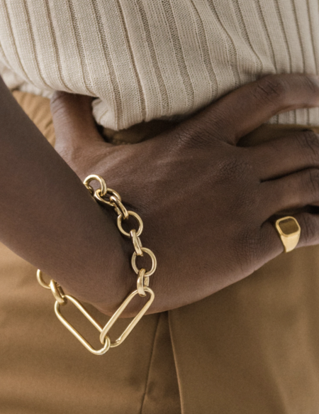 Flash Jewellery Leisure Chain Bracelet