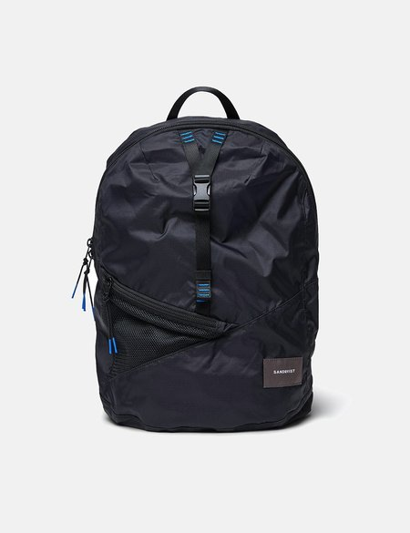 Sandqvist Erland Lightweight Backpack - Black
