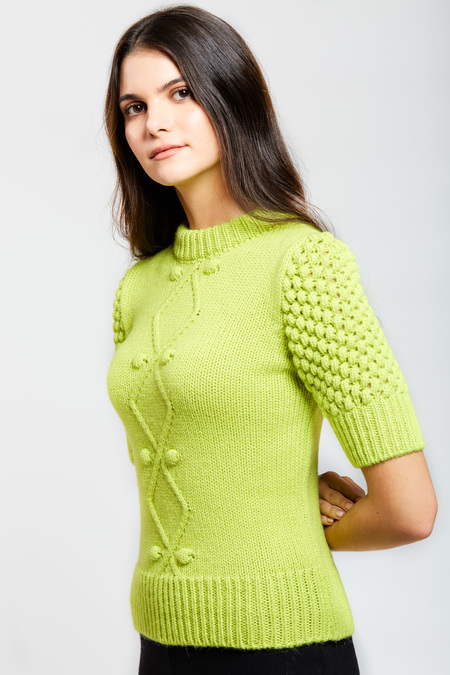 MARIO Blouse - Green