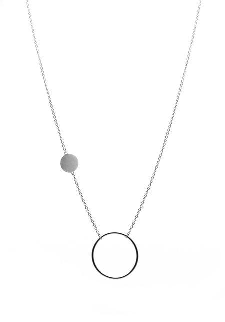 MAKSYM COLCRA NECKLACE - Sterling silver