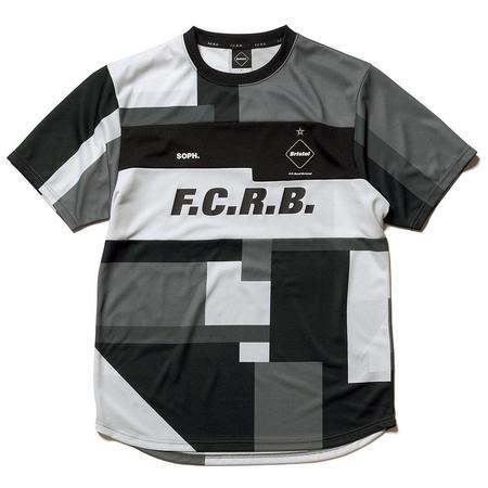 F.C. Real Bristol Game Shirt - Black