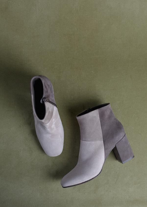 Coclico Leitzel - gray patchwork