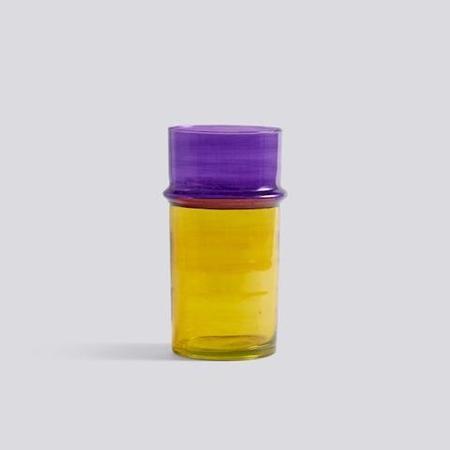 Hay Large Moroccan Vase - Yellow