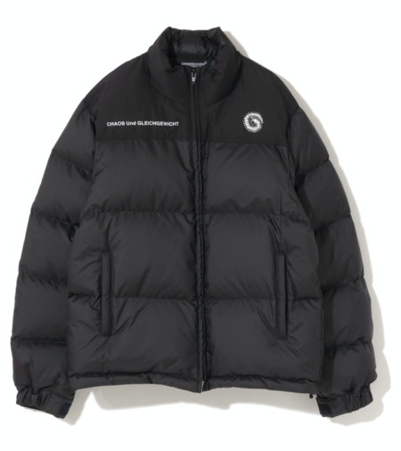UNDERCOVER UCZ4209-3 Puffer Jacket - Black