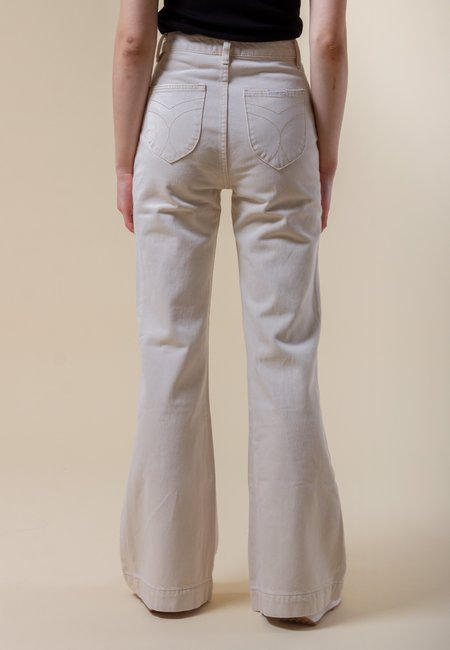 Rollas Eastcoast Flare Jeans - Natural