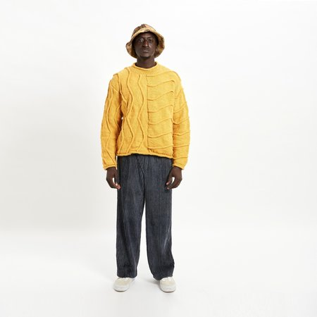 Post-Imperial JOS SWEATER - Yellow