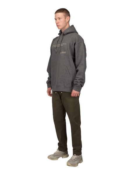 The Silted Company COFFIN BASIC - Olive Green