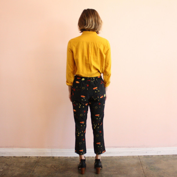The Podolls ankle pant