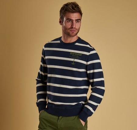 Barbour Offshore Crew Neck Sweatshirt