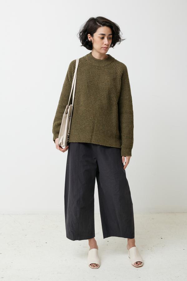 Ganni Hensley Sweater - olive