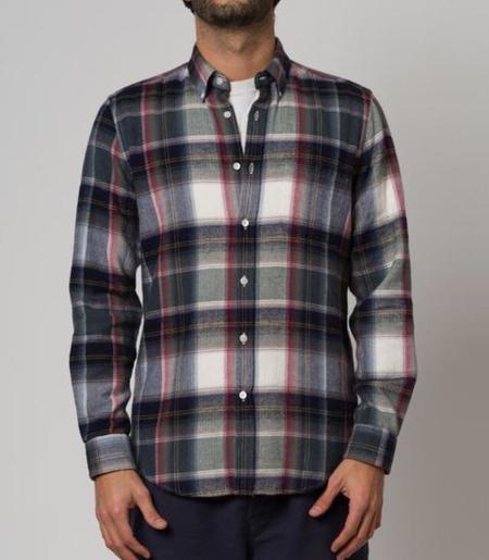 PORTUGUESE FLANNEL CLUB shirt - Multi