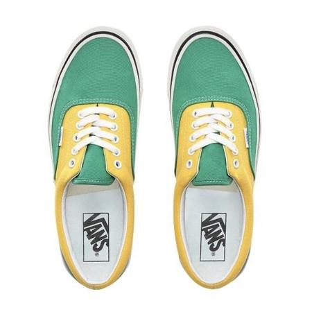 Vans ANAHEIM FACTORY ERA 95 DX shoes - Og Emerald/Og Yellow/Og Navy