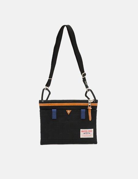 Master-Piece Link Sacoche Side Bag - Black