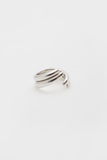 LAU 07.07 Ring - Silver