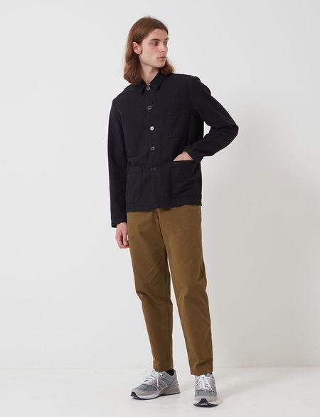 Bhode Chore Workwear Jacket - Black
