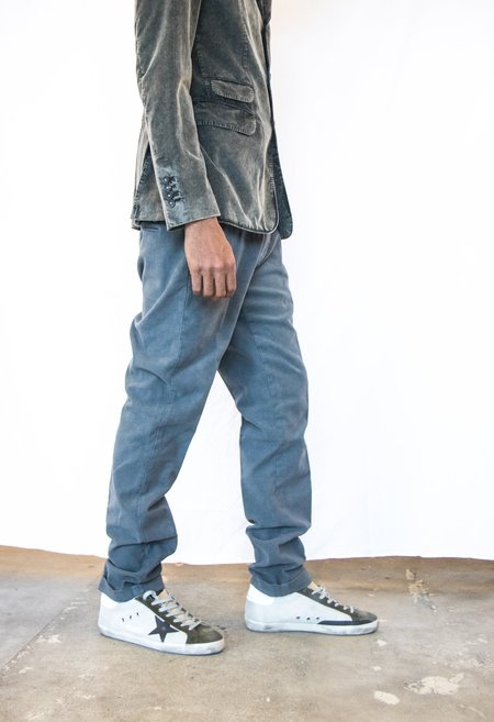 Masons Moleskin Chino Pant - Soft Dark Grey