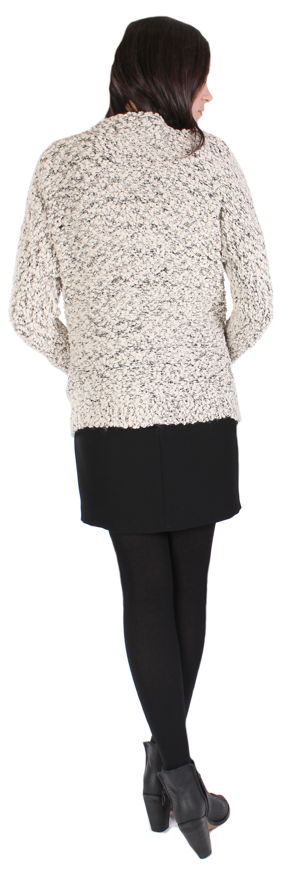 Hoss Intropia Open Snap Front Cardigan