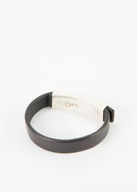 UNISEX Artemas Quibble BR214 Double Pin Bracelet