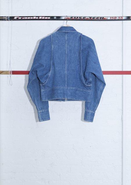 [pre-loved] Linder Denim Jacket - Blue